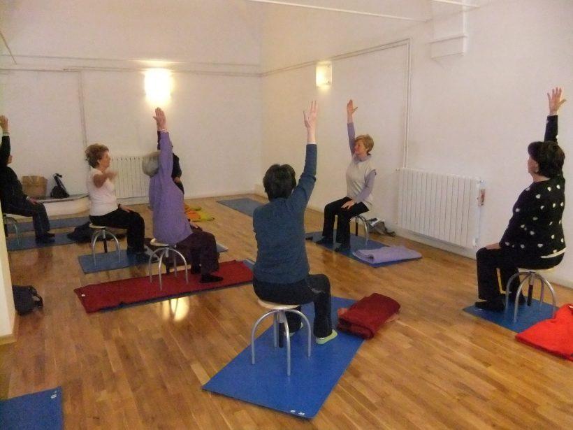 Yoga età libera